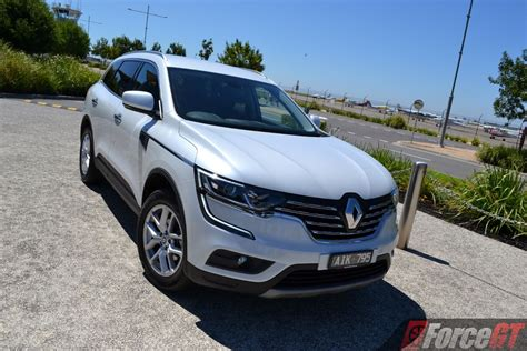 renault koleos 2017 red 2017 renault koleos review forcegt com
