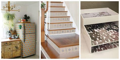 design wallpaper untuk tangga 7 cara kreatif gunakan wallpaper di rumah rumah dan gaya