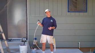 how to spray paint a house exterior spray painting exterior of house home painting