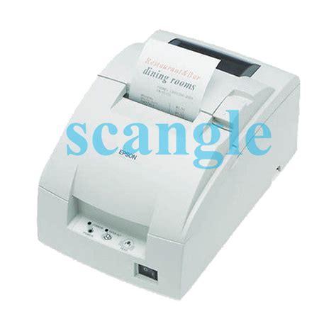 Printer Dot Matrix Epson Tmu 220 epson tm u220 dot matrix receipt printer receipt ticket
