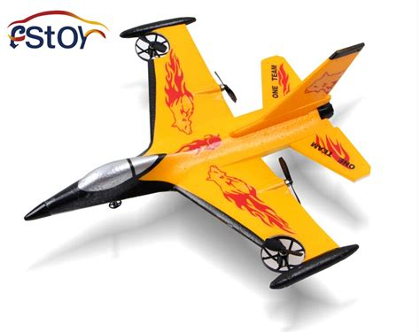 remote control jet f 16 fighting aliexpress com buy rc fighter f16 fixed wing 4ch remote