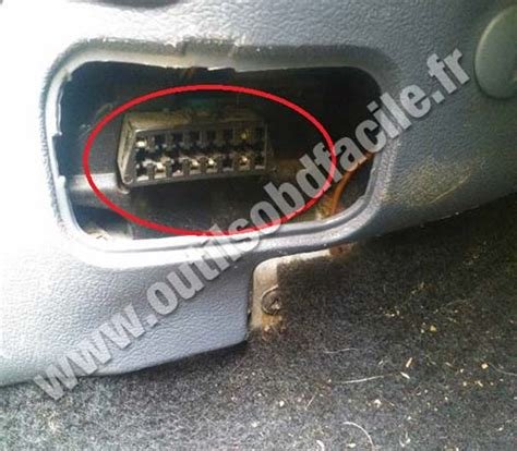 on board diagnostic system 1998 ford windstar on board diagnostic system obd2 connector location in ford courier 1985 1998 outils obd facile