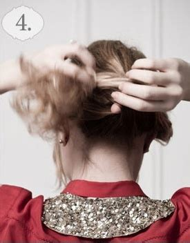 step to step guide on french roll romantic french twist step by step guide today fashion