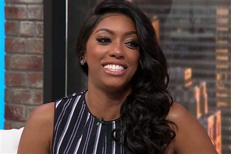 porsha williams porsha williams dishes on those rhoa rumors