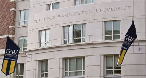 Gw Healthcare Mba Tuition by George Washington Mba Admissions Deadlines