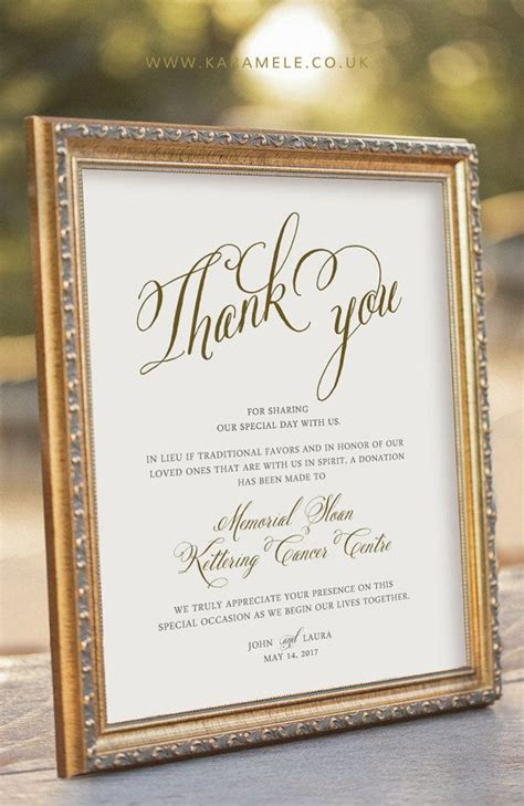 Wedding Gift Donation To Charity by Best 10 Donation Wedding Favors Ideas On