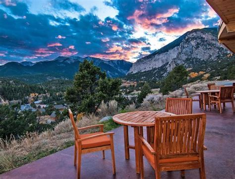 Mount Princeton Cabins by All Cabins Kitchens Picture Of Mount Princeton