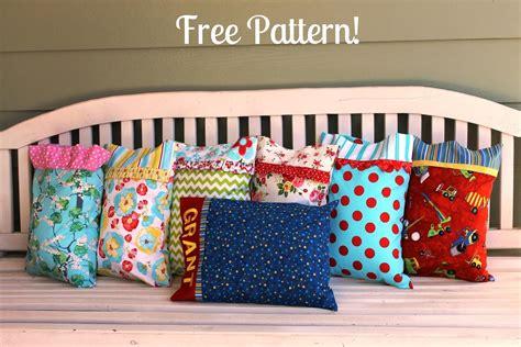 pillowcase pattern video charity pillowcase drive free pattern pattern revolution