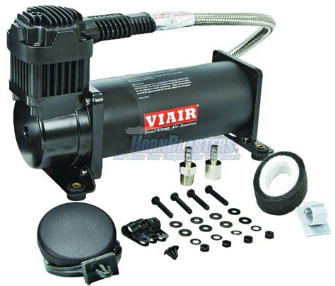 viair 444c black heavyweight air compressor for air suspension horns ebay