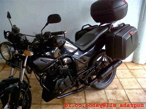 Kumpulan Modif Motor by Koleksi Modifikasi Motor Tiger Touring Terbaru