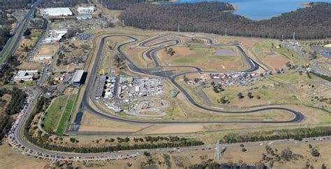 Sydney Motorsport Park   the old is new again   World Time