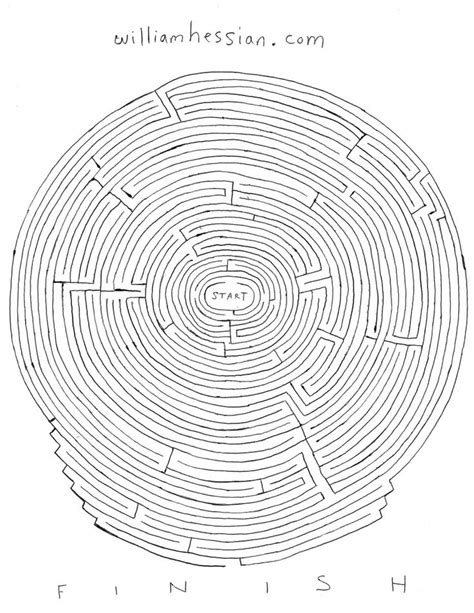 printable labyrinth maze 9 best mazes images on pinterest printable mazes kids