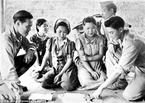 wartime comfort women south korean comfort women blast japan apology over ww2