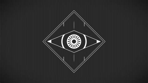 Minimal Abstract Eye Logo By Afeemotionfx Videohive Religious After Effects Templates
