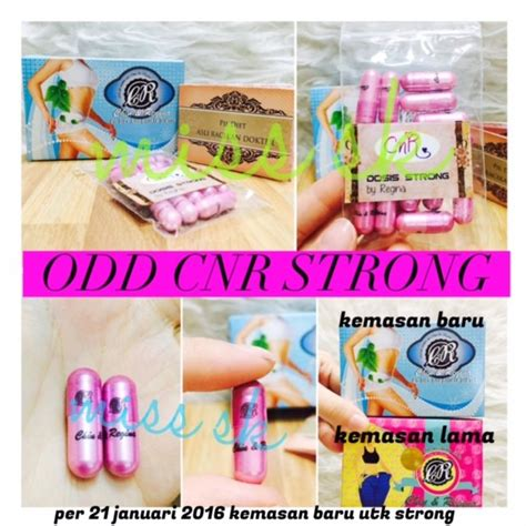 Sale New Strong Cnr Obat Diet Dokter Chin Dan Original Jual Beli Cnr New Strong Obat Diet Cnr Dokter Chin