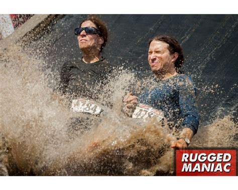 rugged races llc 49 for afternoon registration to the rugged maniac 5k obstacle race package at chicopee ski