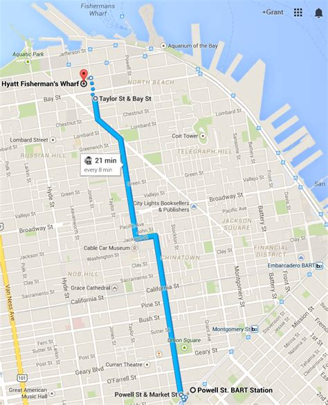 san francisco map of cable car routes san francisco weekend trip part 1 cable car ride and
