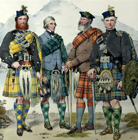 How the Scotsman got his Kilt, and Other Tales of Invented Tradition   Paradigm Stretch