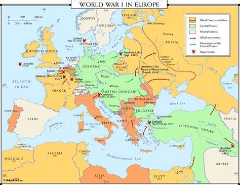europe map map world war 1 europe map arsimi info
