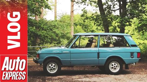 original range rover what it s like to drive an original range rover velar