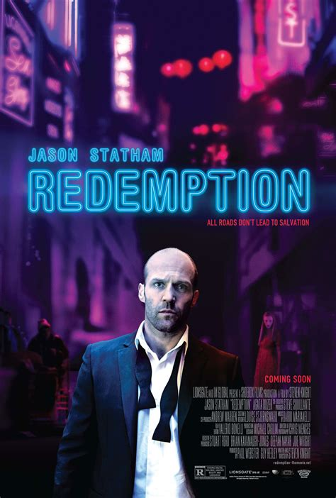 film streaming jason statham redemption trailer and poster steven knight s redemption
