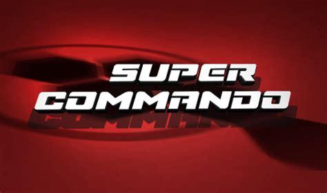 dafont commando super commando font dafont com