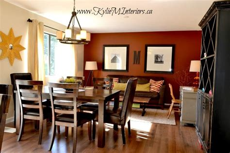 open layout dining room and kitchen budget friendly