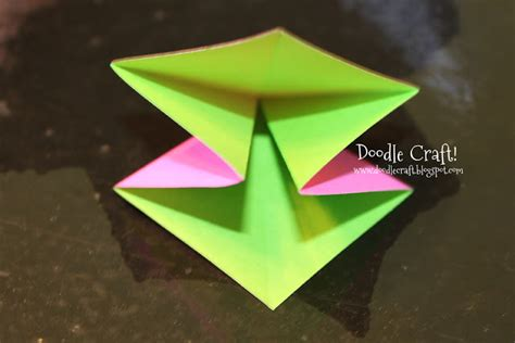 Origami For 9 Year Olds - doodlecraft origami flapping paper crane mobile