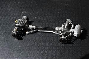 tamiya lexus lfa engine transmission suspension