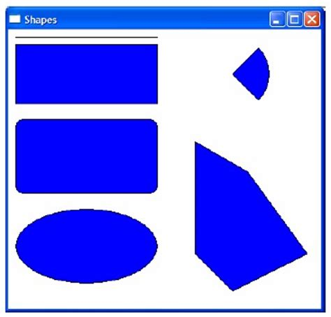 C Drawing Shapes by C Programming Books Drawing Shapes In C Programming