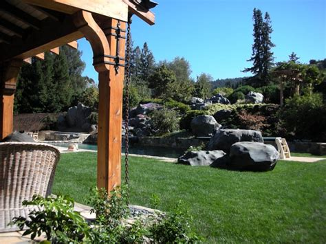 Landscape Architect Yuba City Rie Landscape Walton Sons Masonry Inc 30 Years