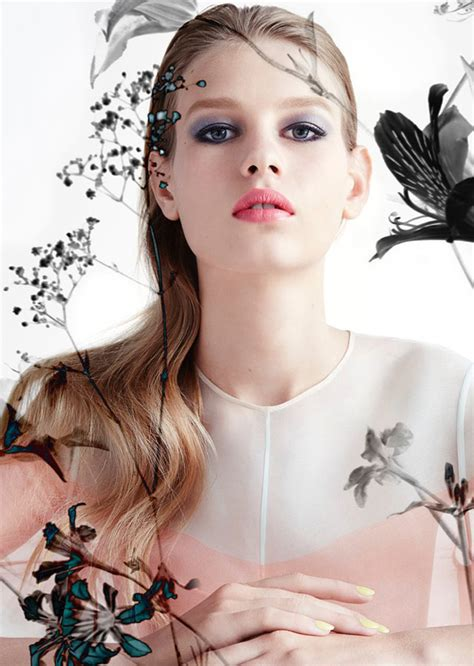 La Redoute Takes On Diortwo Years Late by S Youngest Model Talks About Diorever And