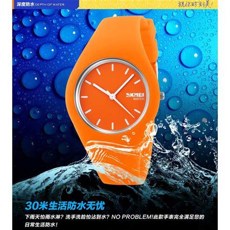Jam Tangan Wanita Fashionable Cb White Whatches skmei jam tangan analog wanita 9068c black white jakartanotebook