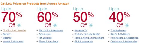 amazon year end sale amazon end of the year clearance sales up to 70 off