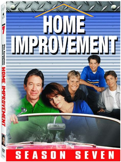 home improvement archive season 7 dvd box