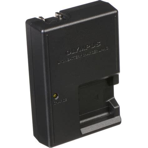 olympus li ion battery charger li 10c olympus lithium ion battery charger li 41c 202288 b h photo