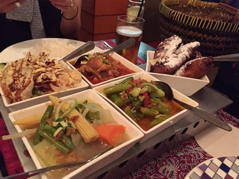 Set Kartika rice plate set menu yelp