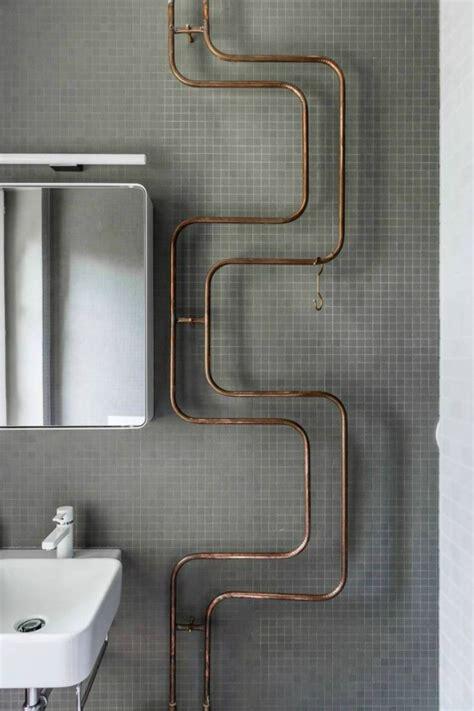 bathroom pipes the industrial bathroom pivotech