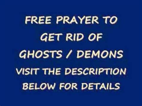 how to get rid of demons in your house spiritual house cleansing haunting georgia florida ghost soldier demon child where