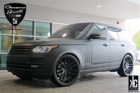 silver range rover black rims concave wheels for range rover giovanna luxury wheels