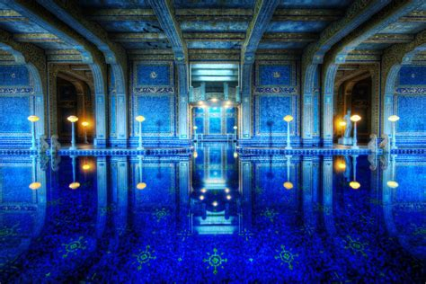 Interior Design Color Palette Generator by Picture Of The Day The Roman Pool At Hearst Castle