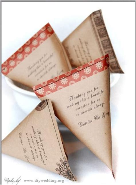 Handmade Wedding Favors - top 10 witty diy wedding mementos top inspired