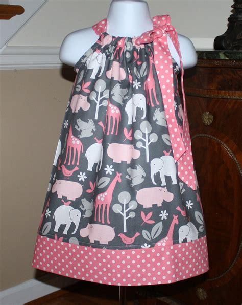 pillowcase dress toddler dresses michael miller by
