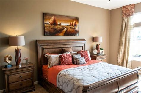 Decorated Model Homes Decorated Model Homes Beautiful Bedrooms Bedding