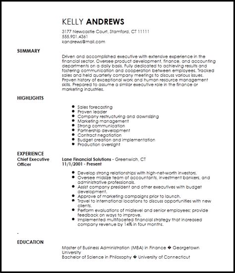 Traditional 2 Resume Template by Traditional Resume Template Free 62 Images Resume
