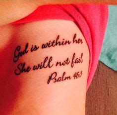 god is within her tattoo god is within she will not fall tattoos