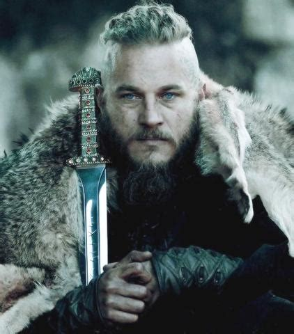 did ragnar have tattoos on his head last year the real ragnar lothbrok grimfrost