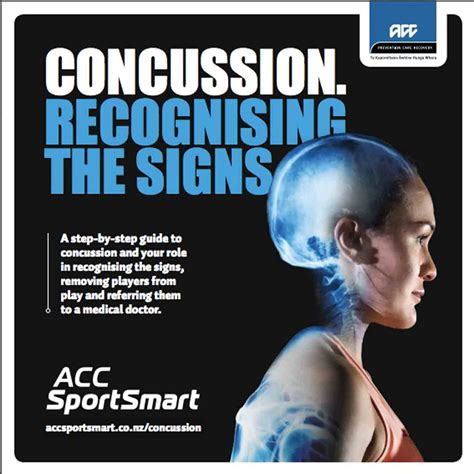 concussion symptoms concussion health navigator nz