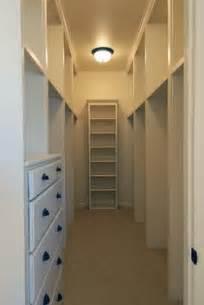 long narrow walk in closet 25 best ideas about long narrow closet on pinterest