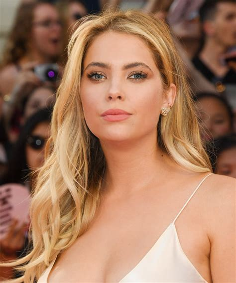 ashley benson haircut on instagram instyle com